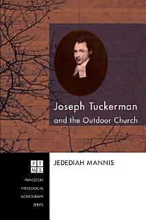 Joseph Tuckerman and the Outdoor Church Book