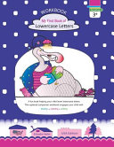 My First Book of Lowercase Letters Workbook  USA Edition