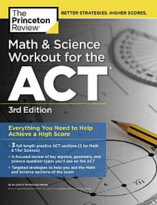 Math and Science Workout for the ACT  3rd Edition PDF