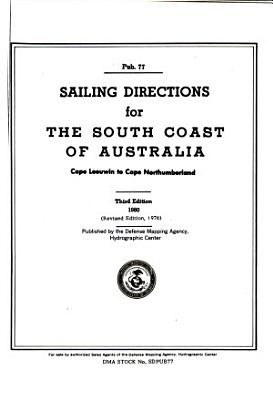 Sailing Directions for the South Coast of Australia PDF