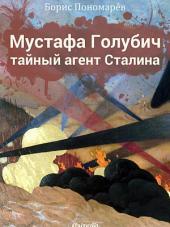 Мустафа Голубич – тайный агент Сталина: Исторический роман: Первая мировая война