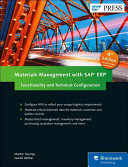 Materials Management with SAP ERP  Functionality and Technical Configuration PDF