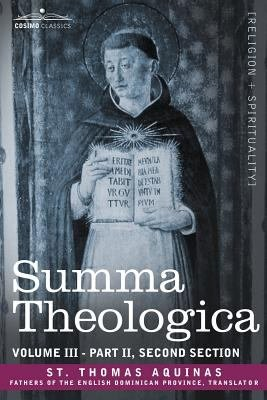 Summa Theologica  Volume 3  Part II  Second Section  PDF