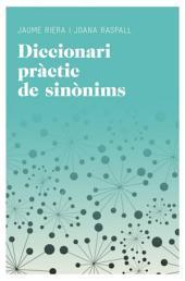 Diccionari pràctic de sinònims