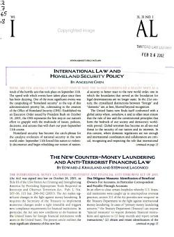 The International Law News PDF