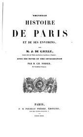 Nouvelle histoire de Paris et de ses environs: 4 (1839)