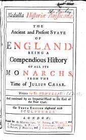 Medulla Historiæ Anglicanæ ... Ninth edition, etc