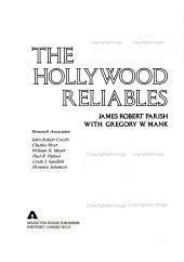 The Hollywood Reliables PDF