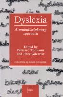 Dyslexia PDF