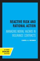 Reactive Risk and Rational Action PDF