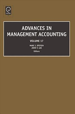 Advances in Management Accounting PDF
