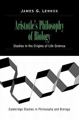 Aristotle s Philosophy of Biology PDF
