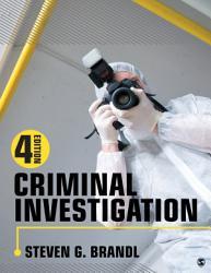 Criminal Investigation Book PDF
