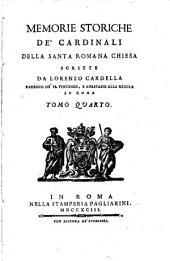 Memorie storiche de'cardinali della santa Romana chiesa: Volume 5