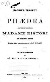 Racine's Tragedy of Phaedra