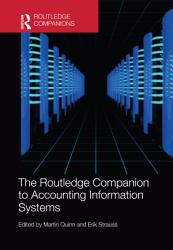 The Routledge Companion To Accounting Information Systems Book PDF