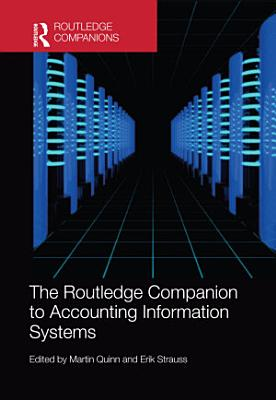 The Routledge Companion to Accounting Information Systems PDF