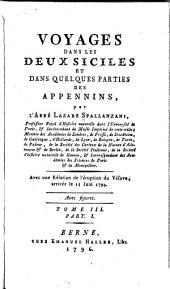 Voyages dans les Deux Siciles et dans quelques parties des Appennins: Volume3