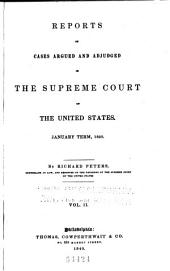 United States Reports: Cases Adjudged in the Supreme Court, Volume 27