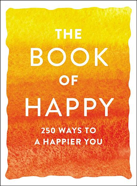 Download The Book of Happy Book
