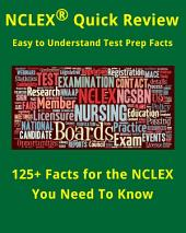 125+ Facts for the NCLEX Exam (Quick Review Test Prep)
