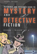 Reference and Research Guide to Mystery and Detective Fiction PDF