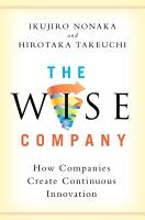 The Wise Company PDF
