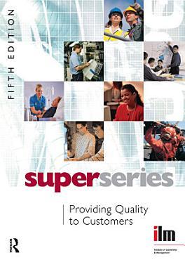 Providing Quality to Customers PDF