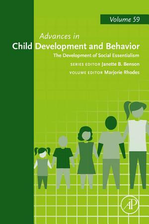 The Development of Social Essentialism PDF