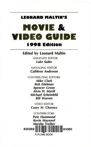 Leonard Maltin s Movie and Video Guide 1998