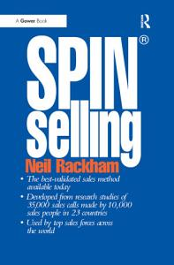 SPIN    Selling Book