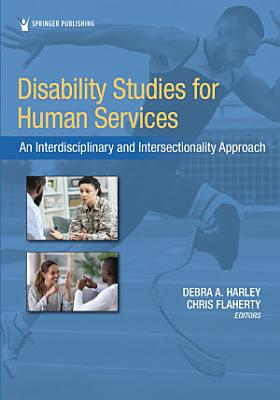 Disability Studies for Human Services