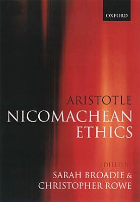 Nicomachean Ethics PDF