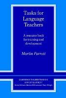 Tasks for Language Teachers PDF
