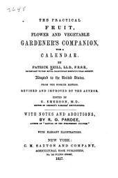 The practical fruit, flower and vegetable gardener's companion: with calendar