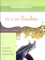 He Is My Freedom PDF