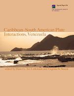 Caribbean-South American Plate Interactions, Venezuela