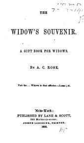 The Widow's Souvenir: A Gift Book for Widows