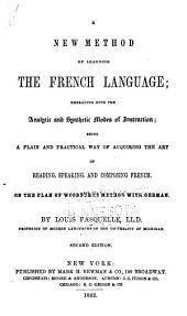 A New Method of Learning the French Language ...