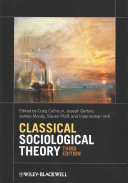 Classical and Contemporary Sociological Theory Readers PDF