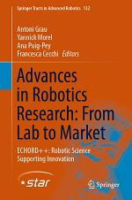 Advances in Robotics Research: From Lab to Market