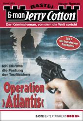 "Jerry Cotton - Folge 2373: Operation ""Atlantis"