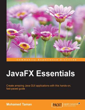 JavaFX Essentials PDF