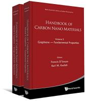 Handbook of Carbon Nano Materials: (In 2 Volumes)Volume 5: Graphene — Fundamental PropertiesVolume 6: Graphene — Energy and Sensor Applications