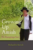 Growing Up Amish PDF