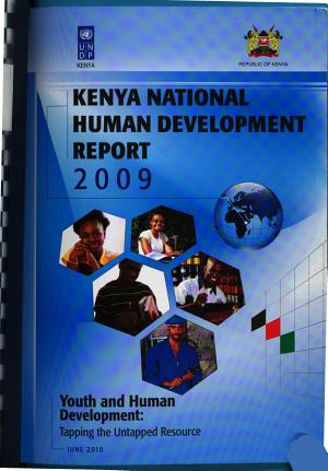 Kenya National Human Development Report PDF