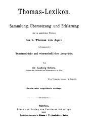 Thomas-Lexikon