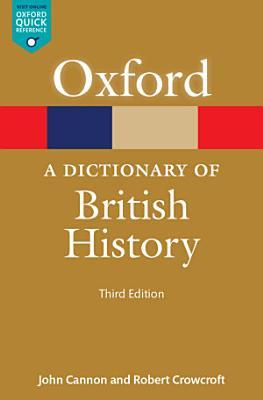 A Dictionary of British History PDF