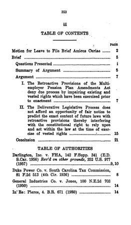 Multiemployer Plan Termination Insurance Reform Act of 1984 PDF