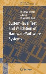 System-level Test and Validation of Hardware/Software Systems